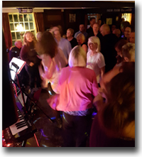 Castle Inn Pub entertainment - live music, quizzes and much more